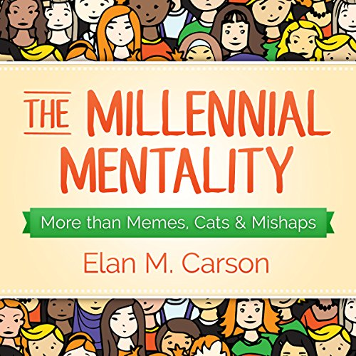 The Millennial Mentality audiobook cover art