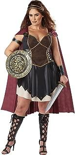 California Costumes Women's Glorious Gladiator Plus Costume