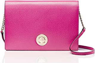 Kate Spade Grand Street Calico Leather Crossbody, Sweetheart Pink