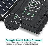 RAVPower 16W Solarladegerät Outdoor Charger - 7
