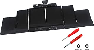 Gomarty 11.26V 95WH New Laptop Battery for MacBook Pro 15