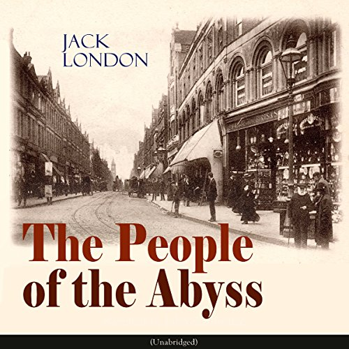 The People of the Abyss cover art