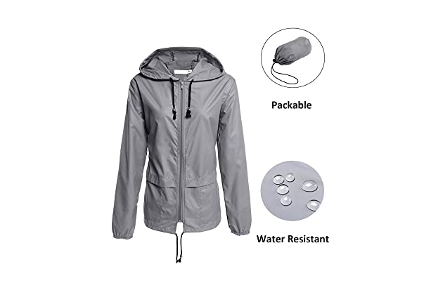 search for official promo codes attractive price Best rain jackets for travel | Amazon.com