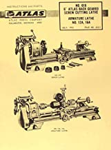 Best atlas 618 manual Reviews