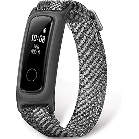 HONOR Band 5 Basketball Version Smart Watch, Monitoraggio Pallacanestro, Monitoraggio Postura in Esecuzione, 0.5' PMOLED Display,Grigio