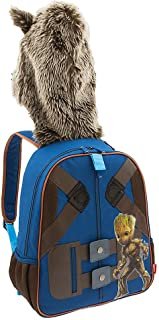 Rocket Raccoon Hooded Backpack for Kids - Guardians of the Galaxy Vol. 2