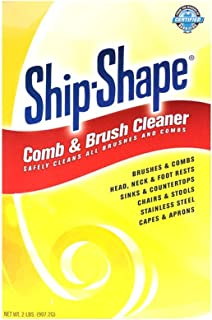 Ship-Shape Comb and Brush Cleaner - Net wt. 2 lbs