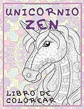 Unicornio zen - Libro de colorear ????
