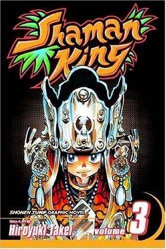 Shaman King: Lizard Man v. 3 (Shaman King) by Takei, Hiroyuki (2004)