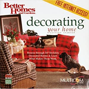 Better Homes and Gardens: Decorating Your Home