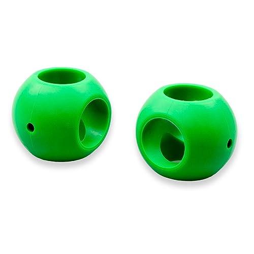 GAMMA Lot de 2 boules de lavage magnétiques pour machine à laver et/ou lave-vaisselle
