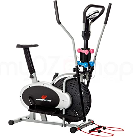 Connect Fitness Elliptical Cross Trainer & Exercise Bike - CF2900S