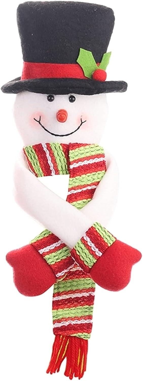 WEARRR TAOUP 1 UNIDA Nueva Feliz Feliz Cubierta DE Vino DE VINOS DE VINOS DE Vino DE Santa Claus ELK MUESTROS DE Muestra DE DISTRIBILIDAD Adornos de Navidad Decoración de Navidad for el hogar