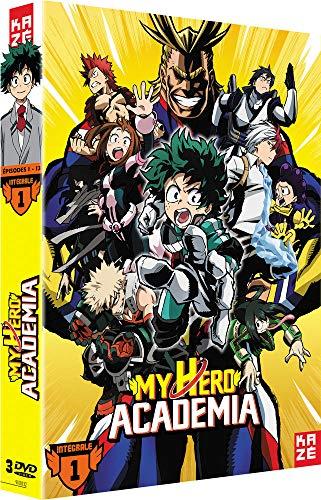 My Hero Academia-Intégrale Saison 1