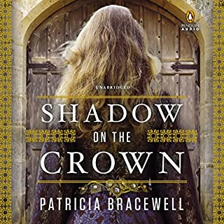 Shadow on the Crown audiobook cover art