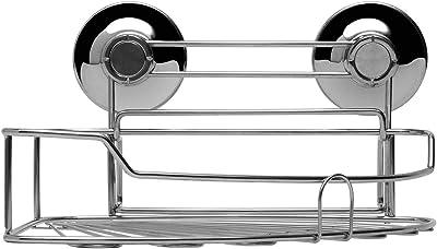 Amazon.com: Organizador de almacenamiento para baño, estante ...