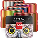 Set of 120 Arteza Professional Colored Pencils