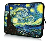 iColor 17' Laptop Sleeve Bag 17.3' 17.4' inch Notebook Computer PC Neoprene Protection Zipper Case Cover Pouch Carrier Holder