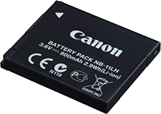Canon NB-11LH - Batería para cámaras compactas Canon 800mAh, negro