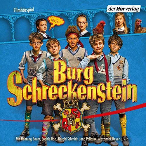Burg Schreckenstein (Burg Schreckenstein - Filmhörspiel 1) Titelbild