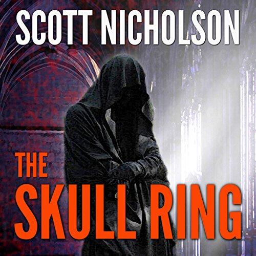 The Skull Ring audiobook cover art