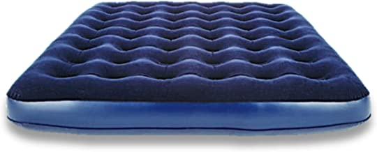Outbound Full Air Mattress for Camping | Portable Air-bed | Inflatable Mattress Blow Up Double Bed | Flocked, Repair Patch, Full/Double