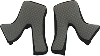 AFX Helmet Cheek Pads for FX-41DS - Black - Md 0134-1518