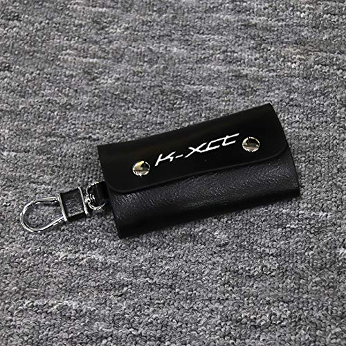 LIWENCUI- Motorradschlüsselhalter-Kettensammlung Keychain for Kymco Xcing S400 K XCT 125 300 400 XCITE 250 300 400 AK550 (Color : 7)