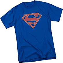 DC Comics Supergirl Shield - CW's Supergirl TV Show Adult T-Shirt