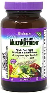 Bluebonnet Nutrition Super Earth Multinutrient Formula (Iron Free), 90 Count