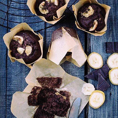 Schoko Bananen Muffin von Soulfood LowCarberia 70g