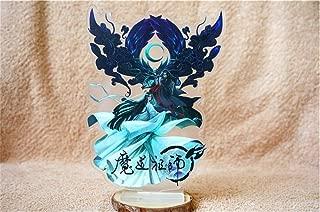 Grandmaster of Demonic Cultivation Acrylic Keychain Stand Figure Wei Wuxian LAN Wangji BL Yaoi Anime Cosplay Props Gift