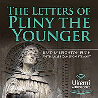 The Letters of Pliny the Younger cover art