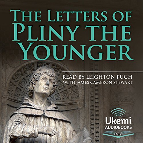 The Letters of Pliny the Younger audiobook cover art