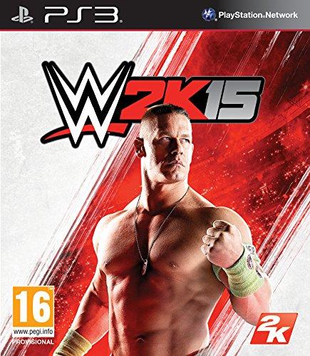 WWE 2K15 [AT-Pegi] - [PlayStation 3]