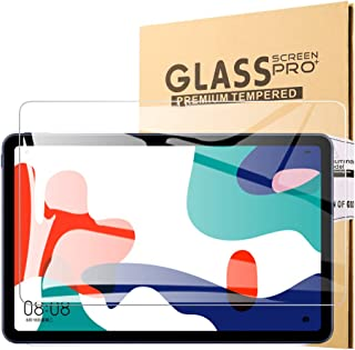KONEE HUAWEI MatePad ガラスフィルム 10.4 インチ 日本製旭硝子材 強化ガラス 触感タッチ対応 硬度9H 高透過率 貼り付け簡単 気泡ゼロ 飛散防止 液晶保護 フィルム HUAWEI MatePad 10.4 インチ