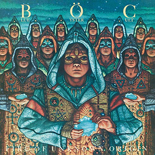 Fire Of Unknown Origin [180 gm LP Coloured Vinyl] [Vinilo]