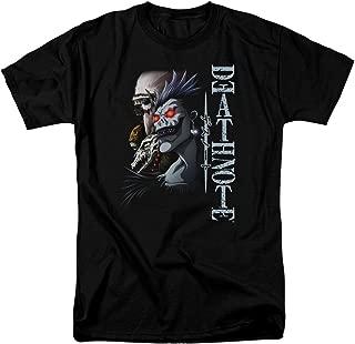 Sons of Gotham Death Note Shinigami Men's Regular Fit T-Shirt S Black