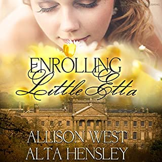 Enrolling Little Etta cover art