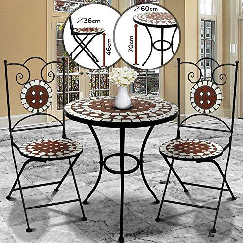 Table bistrot marbre - Les meilleurs de Novembre 2019 - Zaveo