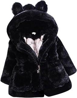 : parka noire Fille : Vêtements