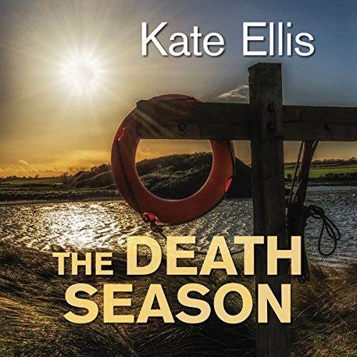 The Death Season audiobook cover art