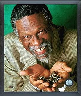 Bill Russell Boston Celtics NBA Championship Rings Photo (Size: 12