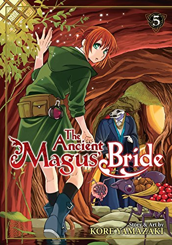 Yamazaki, K: Ancient Magus Bride