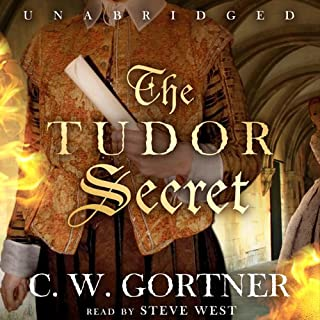 The Tudor Secret audiobook cover art