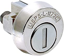 National Mailbox Lock New Style C9200