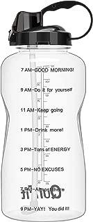 quifit 1 gallon water bottle