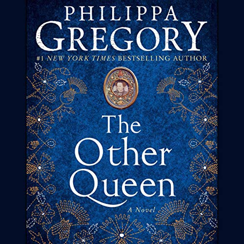 The Other Queen audiobook cover art