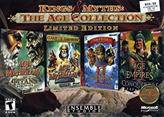 Kings & Myths: The Age Collection Limited Edition