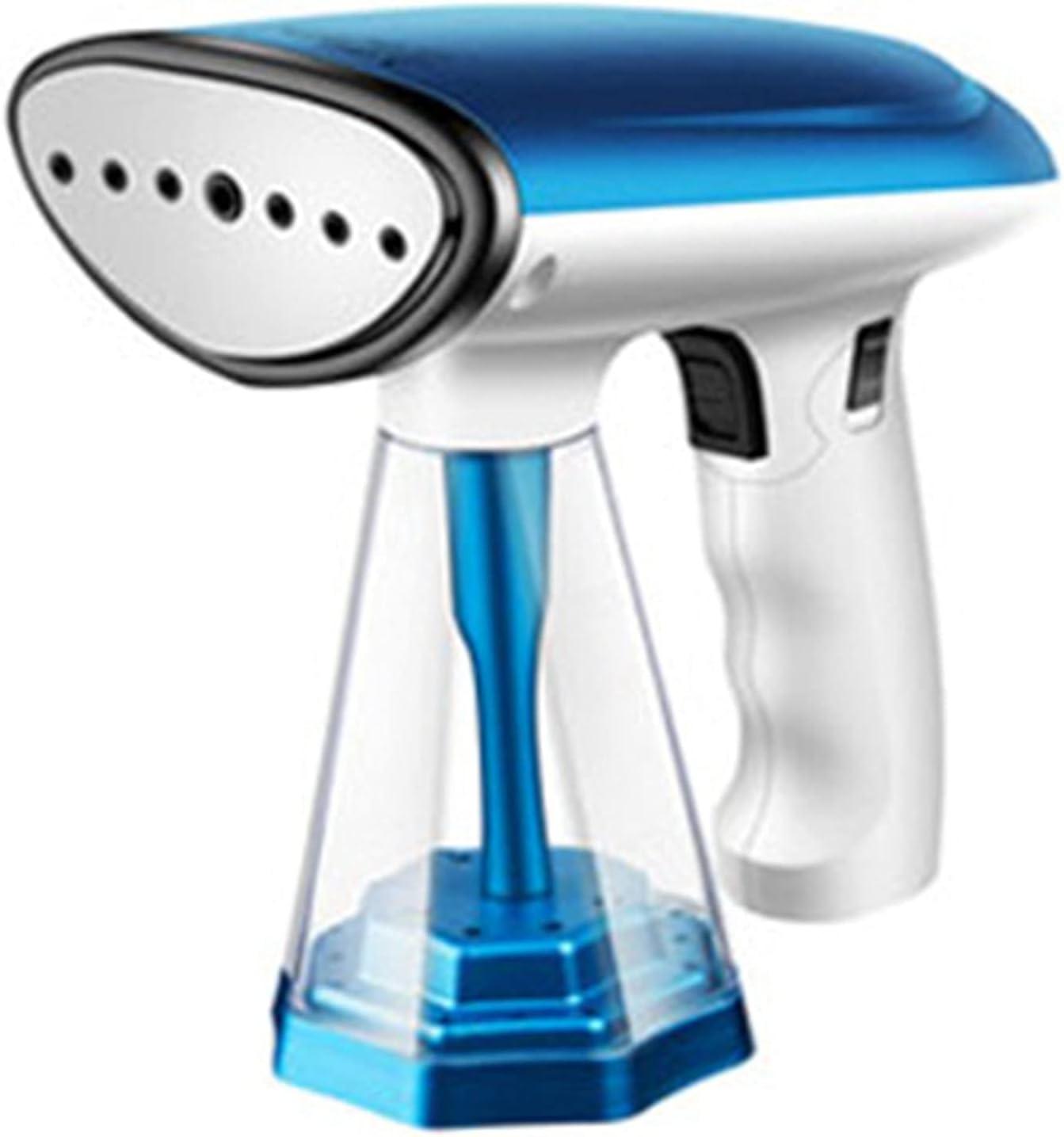 LLSL Emblor de 200 ml para Ropa, Mini Pliegue el vaporizador de Prendas de Viaje, máquina de Tela de Plancha portátil, 1500W de Alta Potencia - Prevenir quemadura Seca - para la Falda/Camiseta